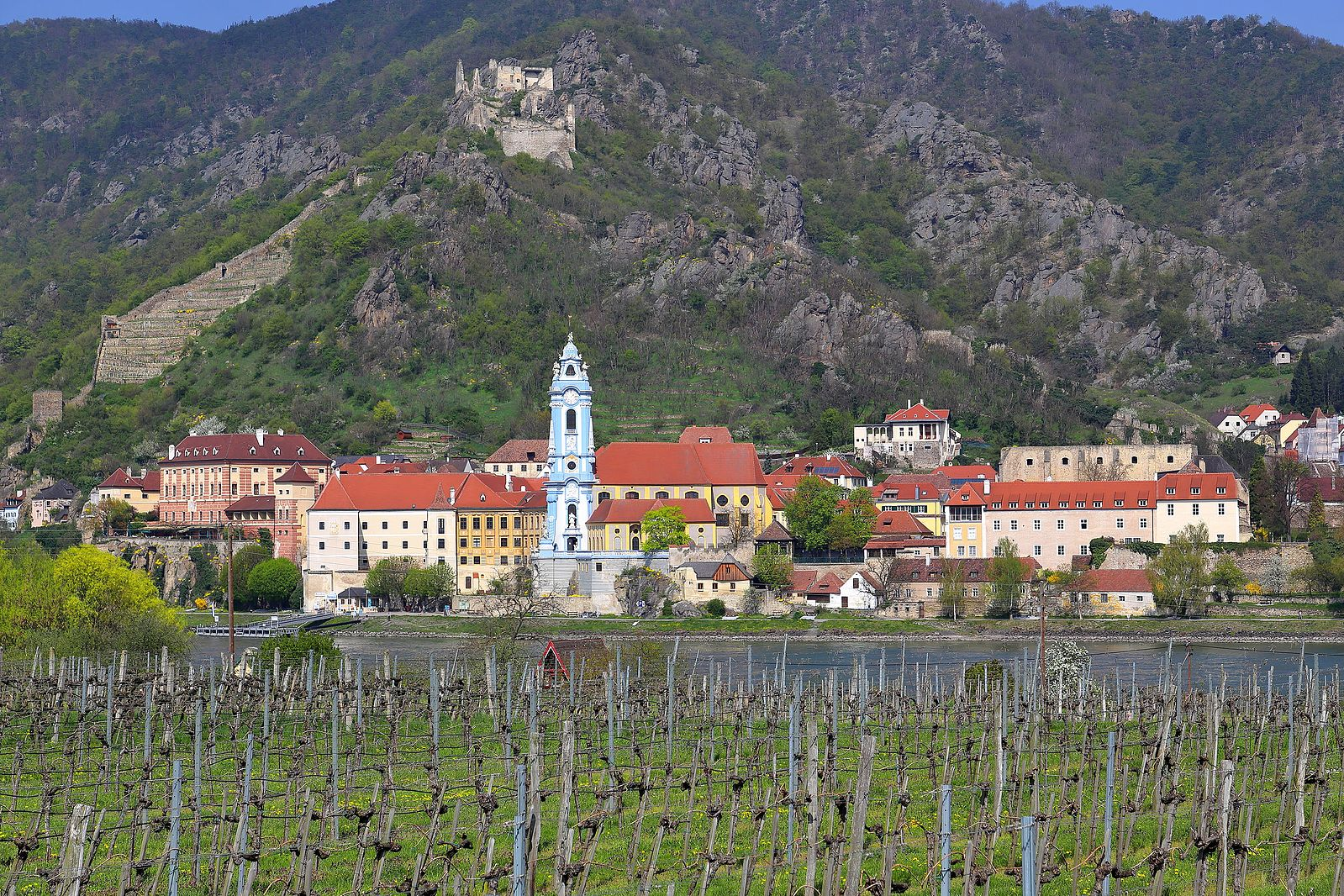 Schloss Dürnstein | © Wag/ WikiCommons