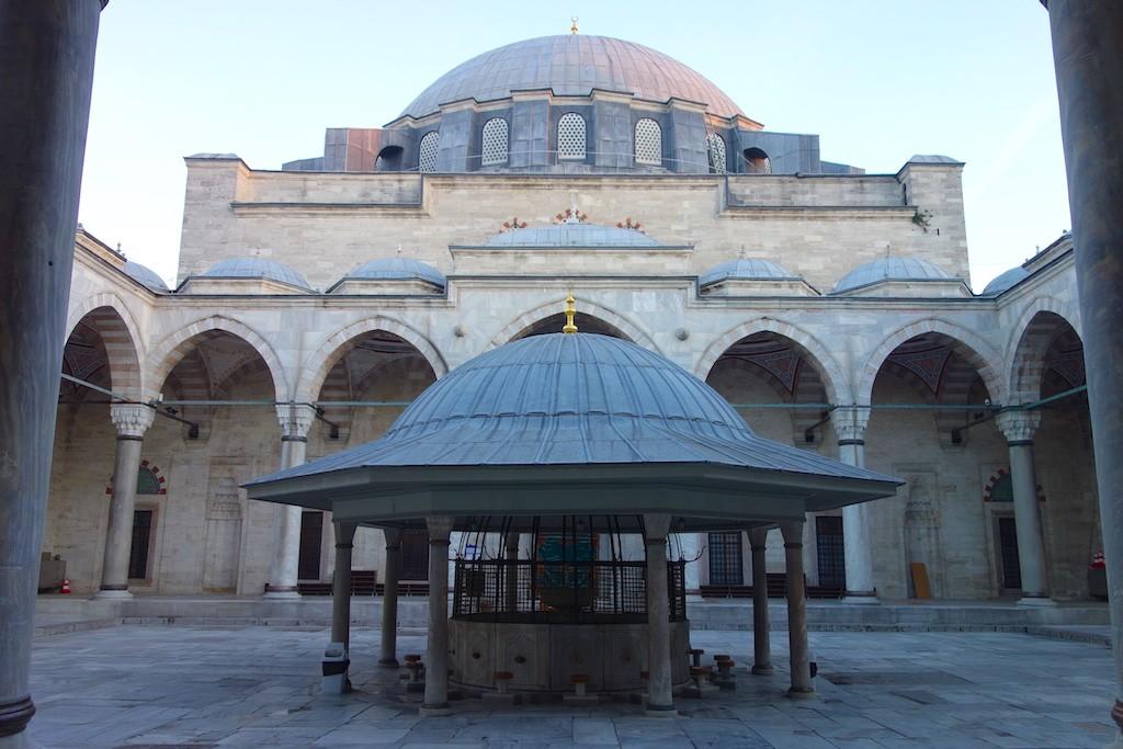 A tour of istanbuls architectural landmarks yavuz sultan selim mosque feride yalav altavistaventures Image collections