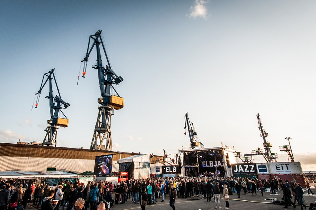 Elbjazz Festival concert Hamburg
