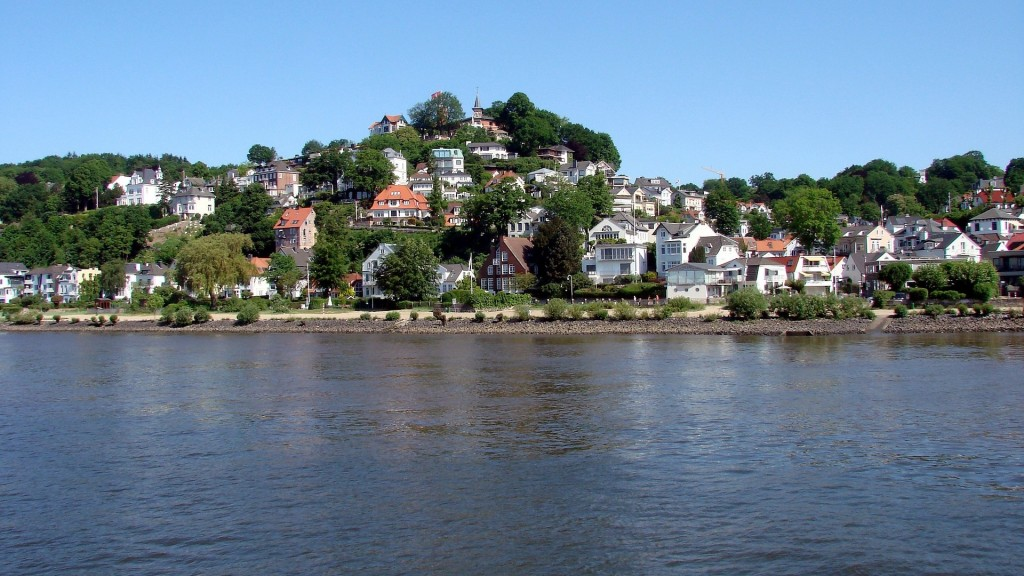Hamburg Blankenese Neighbourhood