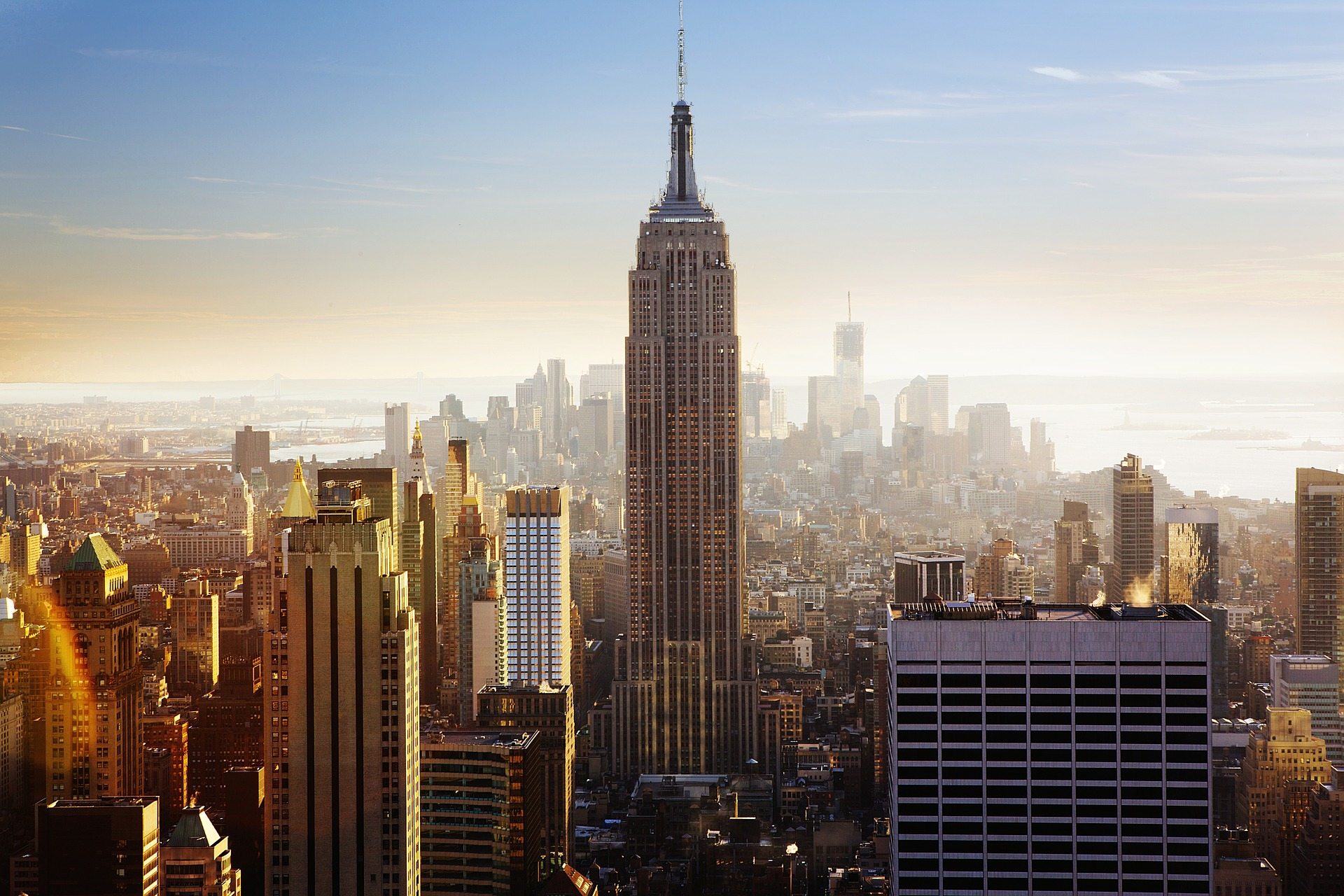 Empire State © Unsplash/Pixabay