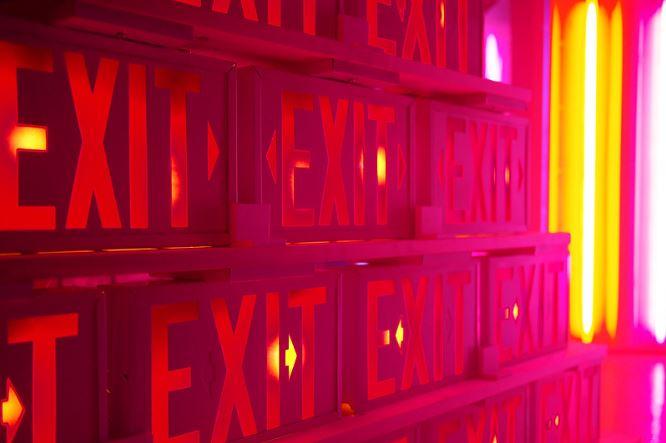 Exit |©Ann Hung/Flickr