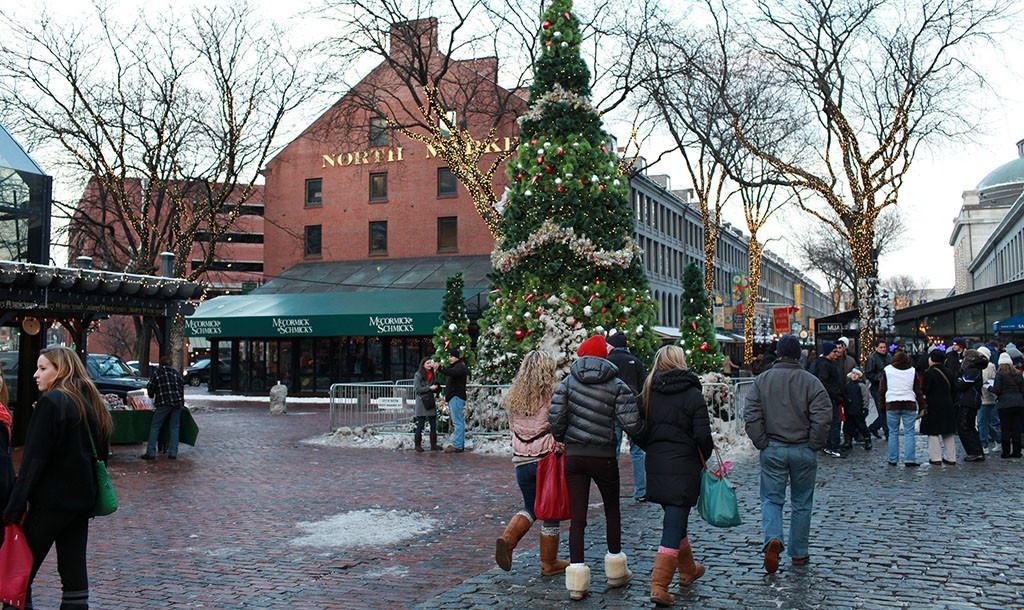 Faneuil Hall | © Massachusetts Office of Travel and Tourism / Flickr