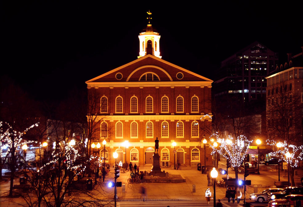Faneuil Hall | © Tony Fischer / Flickr