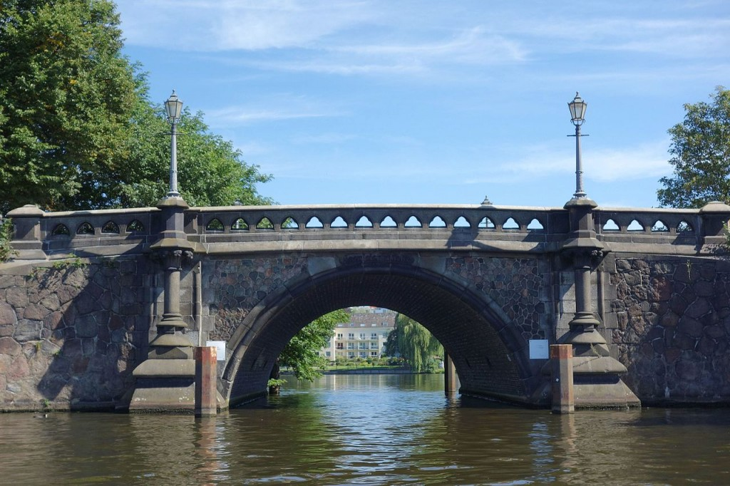 Feenteichbrücke Hamburg