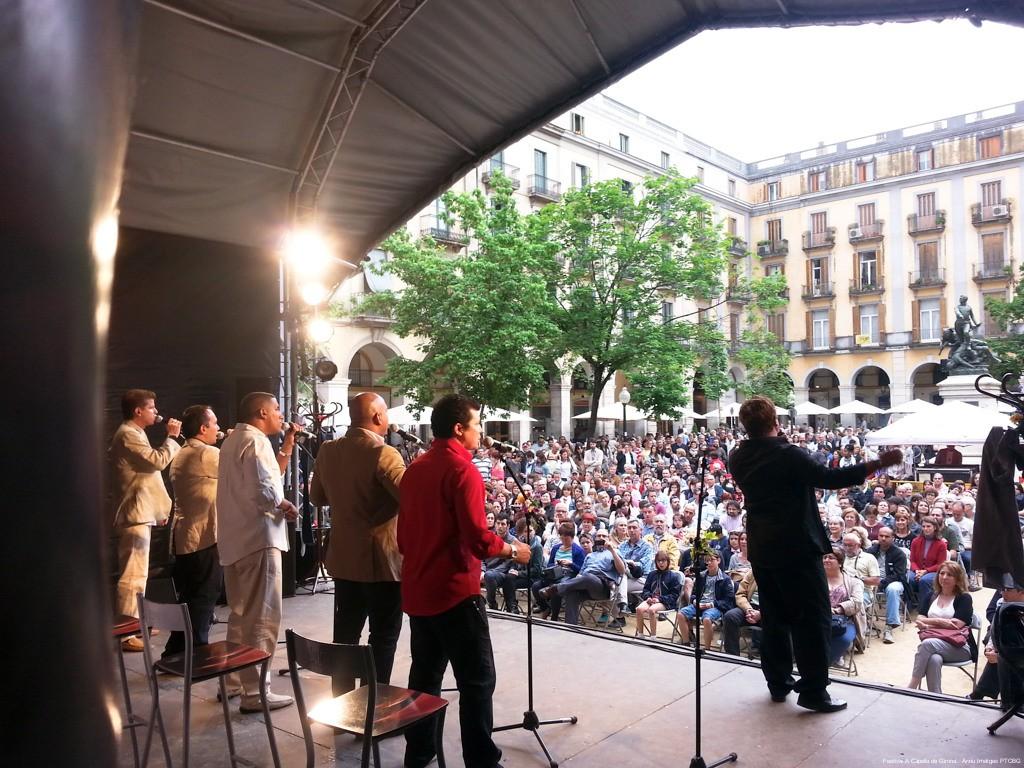 Festival A Capella de Girona / Costa Brava Girona Tourism Board Image Archive