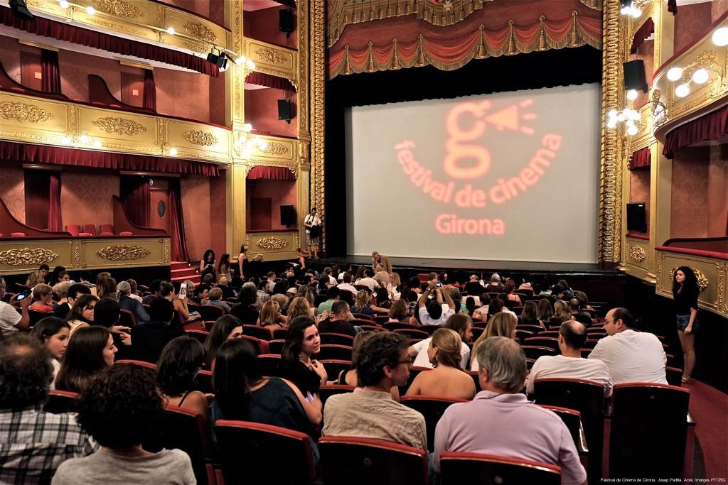 Festival de Cinema de Girona ©Josep Padilla / Costa Brava Girona Tourism Board Image Archive