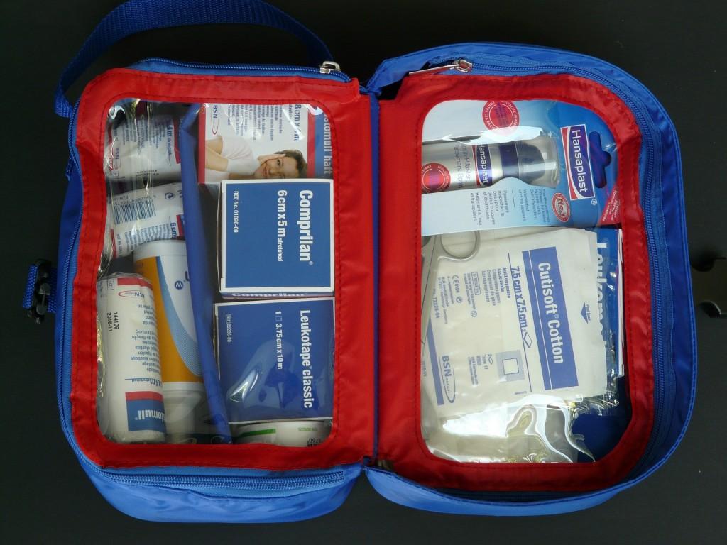 First Aid Kit   © Hans/pixabay