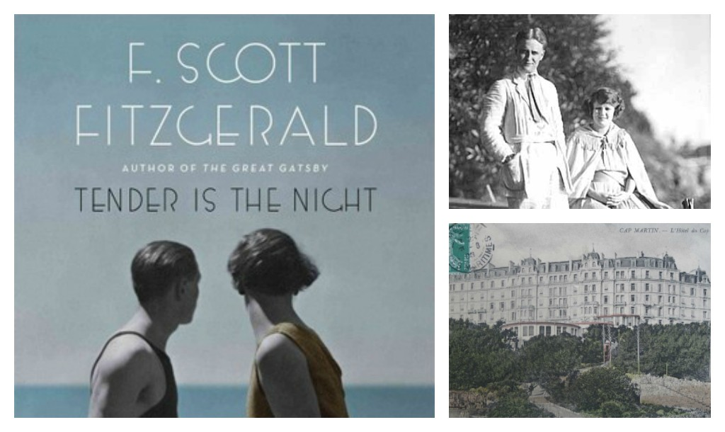 Tender is the Night was seen as an autobiographical account of Fitzgerald's relationship with his wife, Zelda and used the Hotel du Cap in Nice as inspiration | © Scribner | © Minnesota Historical Society/WikiCommons | © unknown/WikiCommons