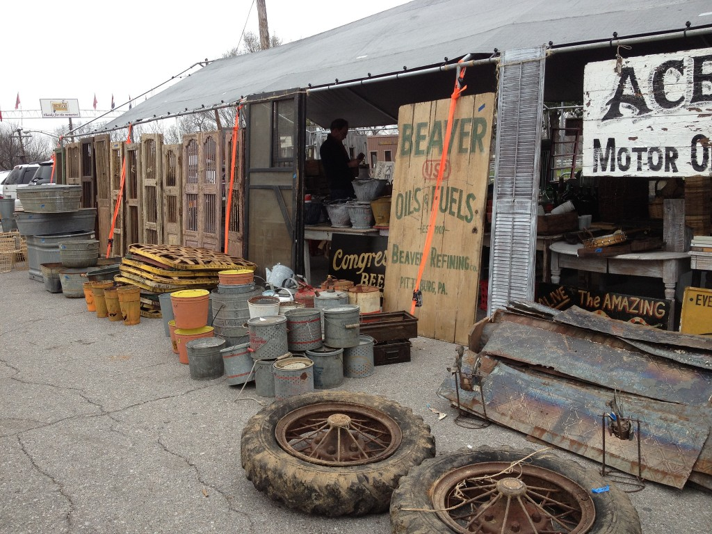 Nashville Flea Market / (c) Unskinny Boppy / Flickr