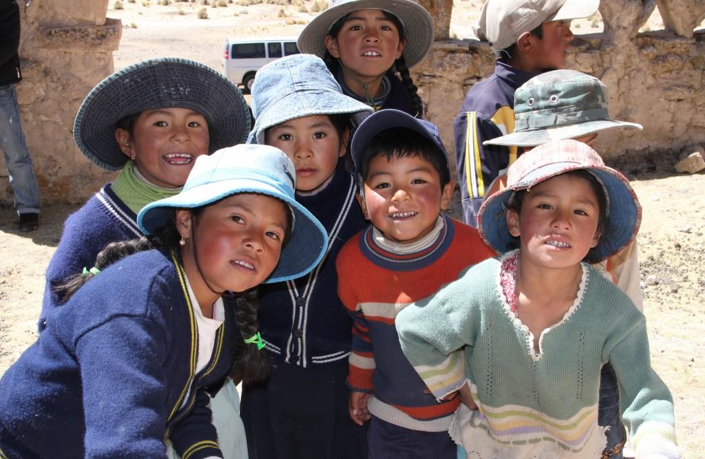 School children in La Paz | © Embajada de Estados Unidos en Bolivia/Flickr