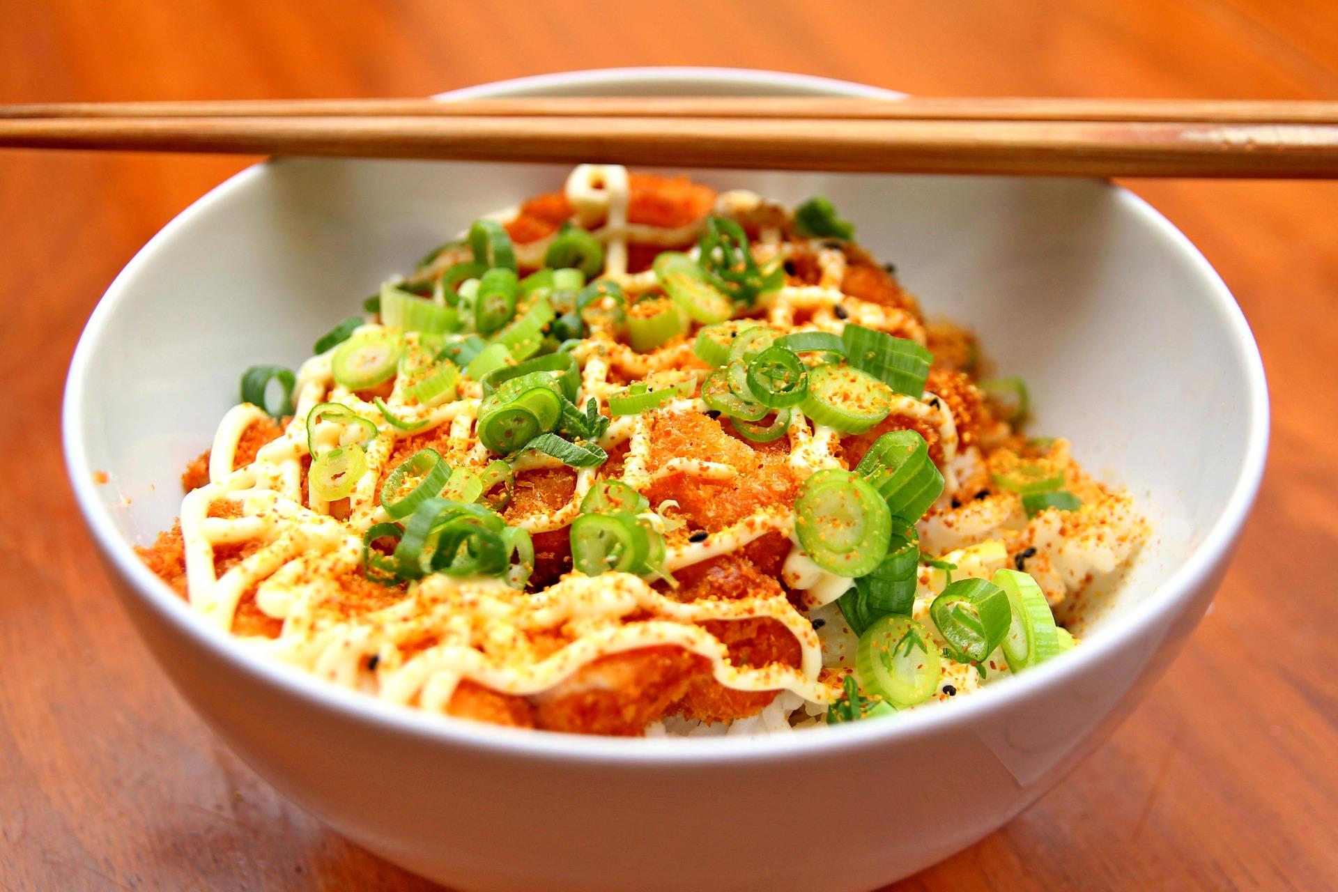 Japanese food | © Pixabay