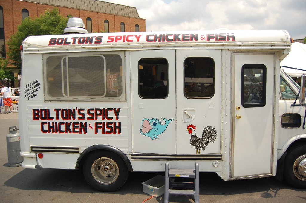 Bolton's Spicy Chicken / (c) Southern Foodways Alliance / Flickr