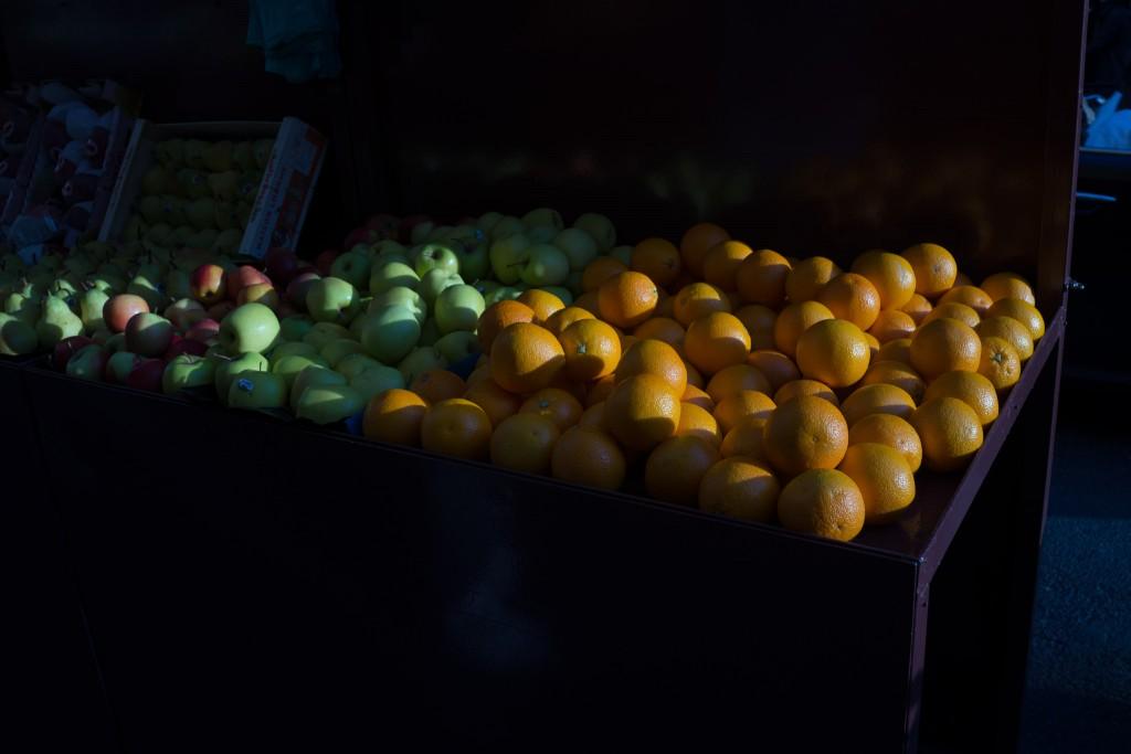 Fruit and veg market in Belleville │© Jacques Paquier / Flickr