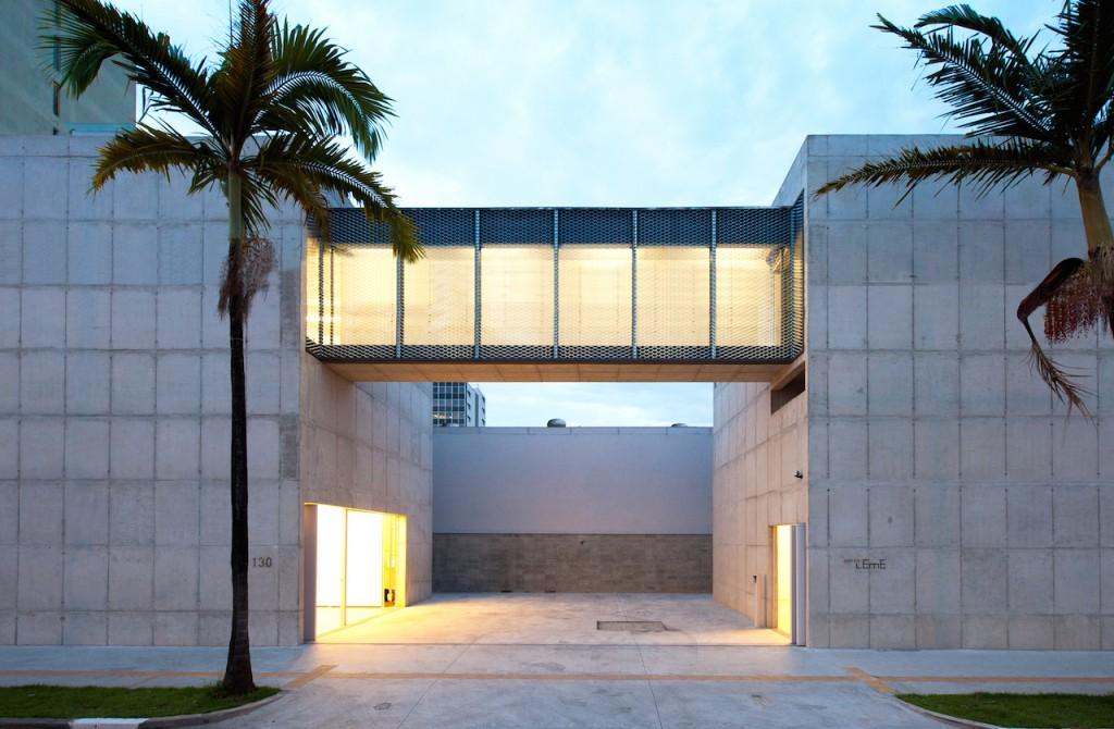 Galeria Leme in Sao Paulo, Brazil © Eduardo Ortega