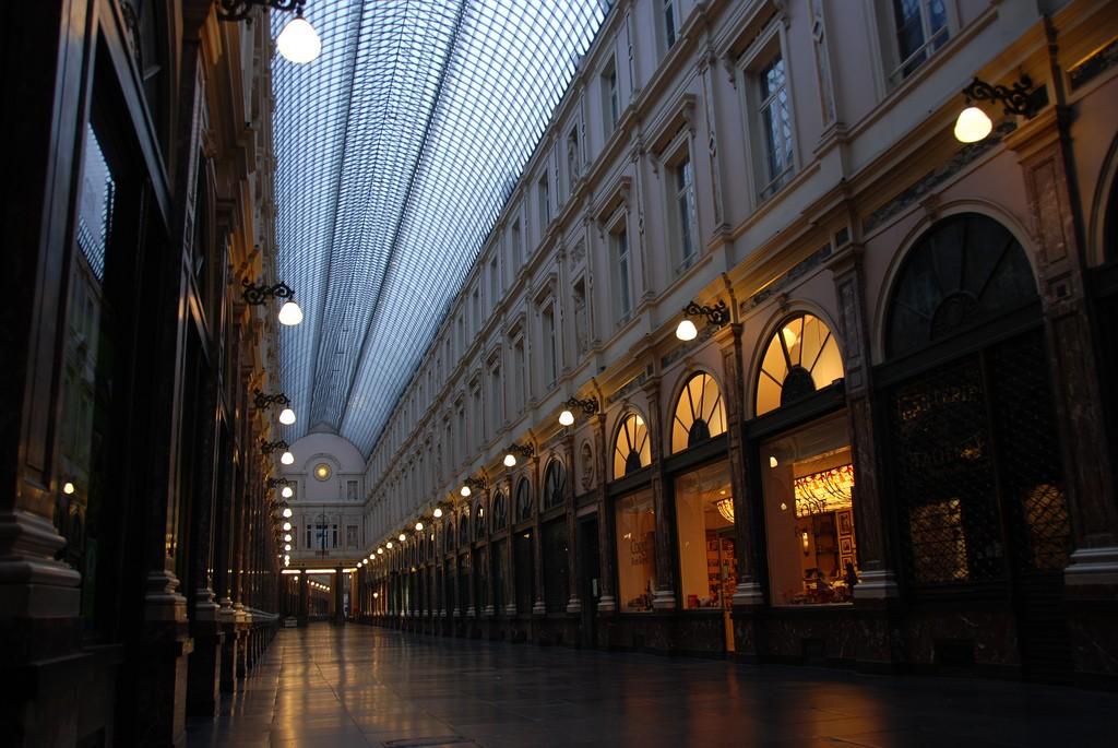 Galeries Royales Saint-Hubert | © Peter PZ / Flickr
