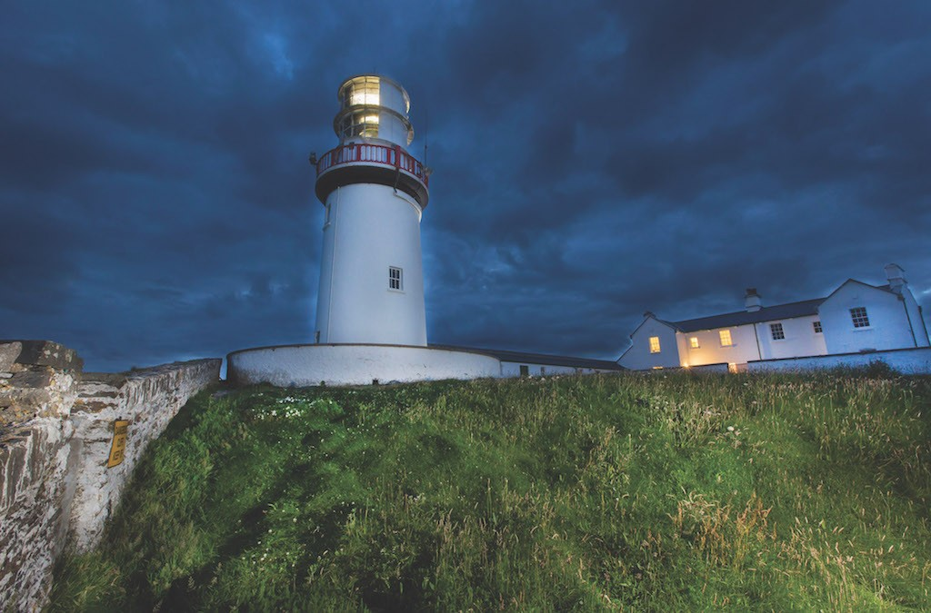 10 Irish Lighthouses You Can Actually Stay In