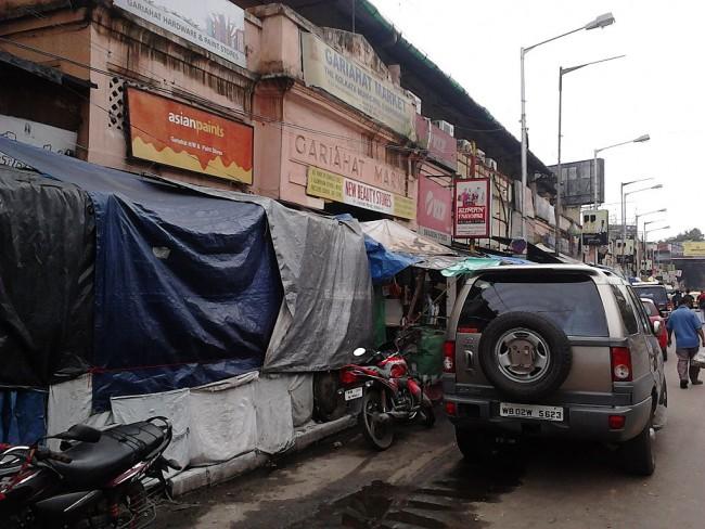 Gariahat Market | © Biswarup Ganguly/WikiCommons