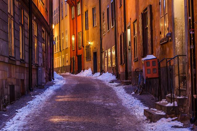 Stockholm's Old Town | ©Daniel Sjöström/Flickr