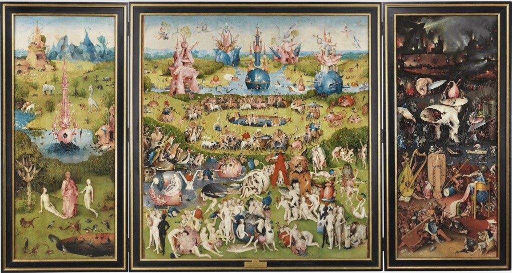 The Garden of Earthly Delights | © The Museo del Prado