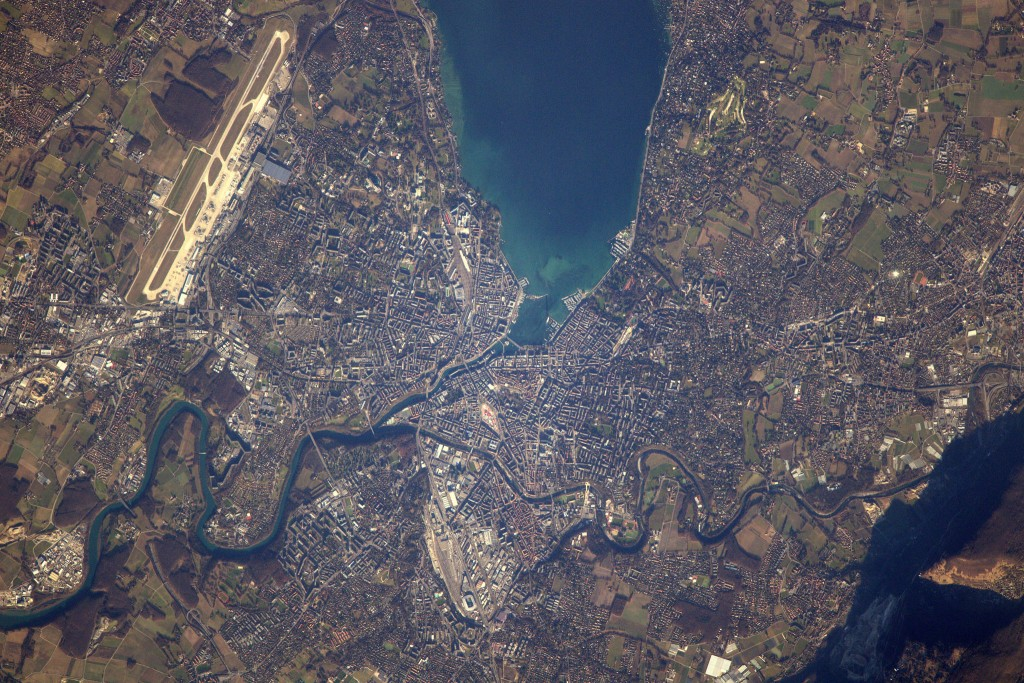Geneva │© ESA/NASA