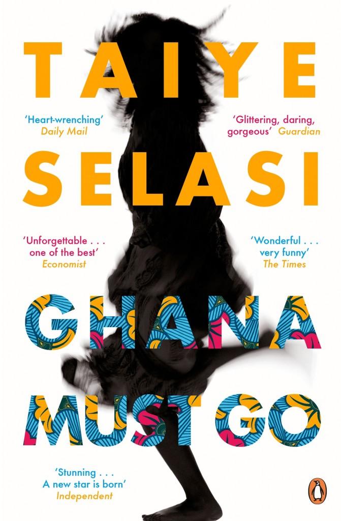 Ghana Must Go, courtesy of Penguin Random House