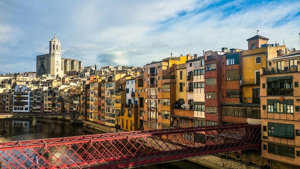 Girona, Spain   ©JoanPS / Pixabay