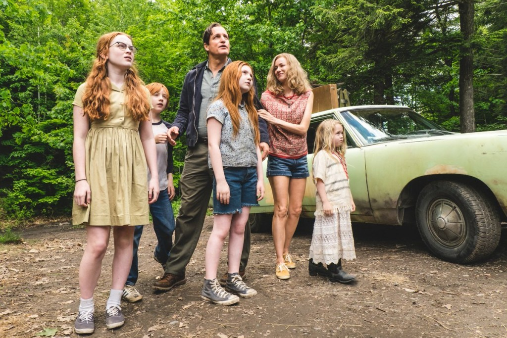The Glass Castle, starring Woody Harrelson and Naomi Watts | ©Lionsgate