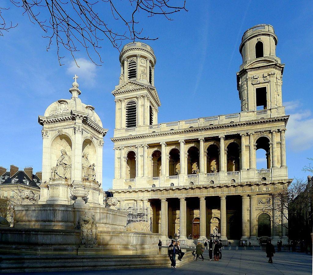 Église Saint-Sulpice │© Mbzt
