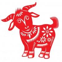 Goat Zodiac | © Chonnanit/Shutterstock