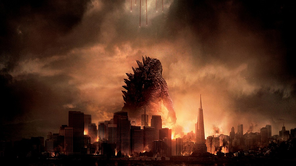 Godzilla © Bago Games / Flickr