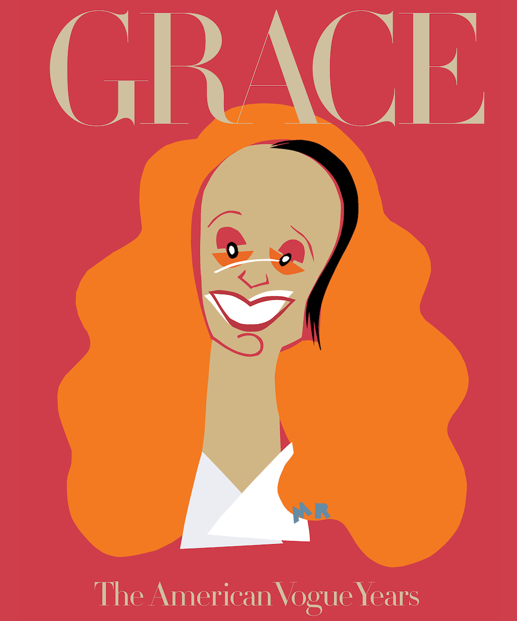 Grace: The American Vogue Years   Courtesy of Phaidon Press