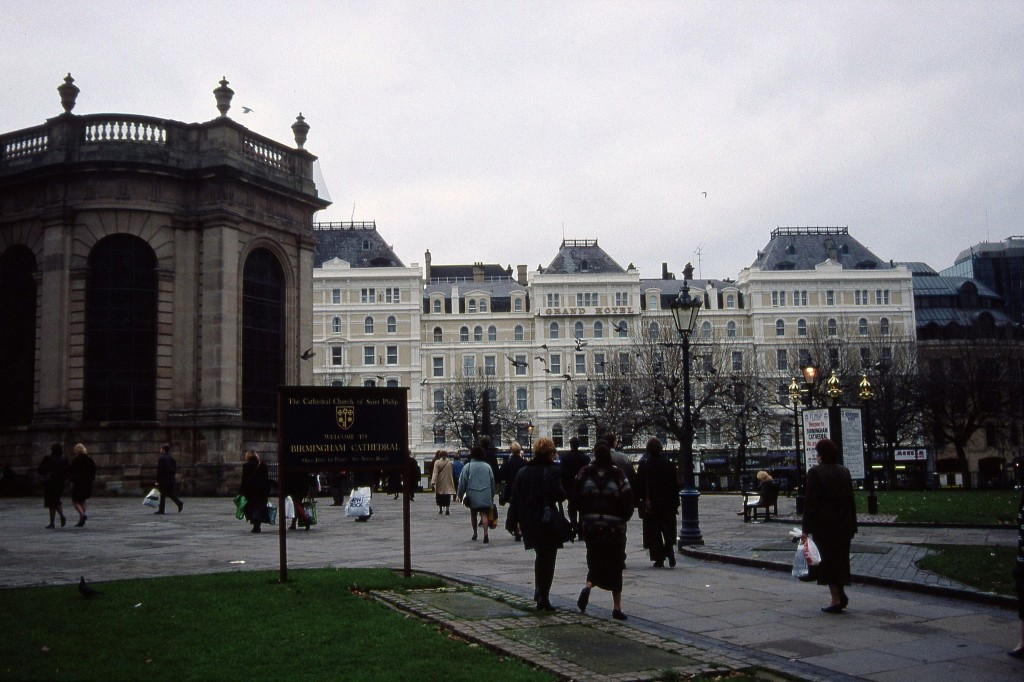 Grand Hotel in the background, 1994