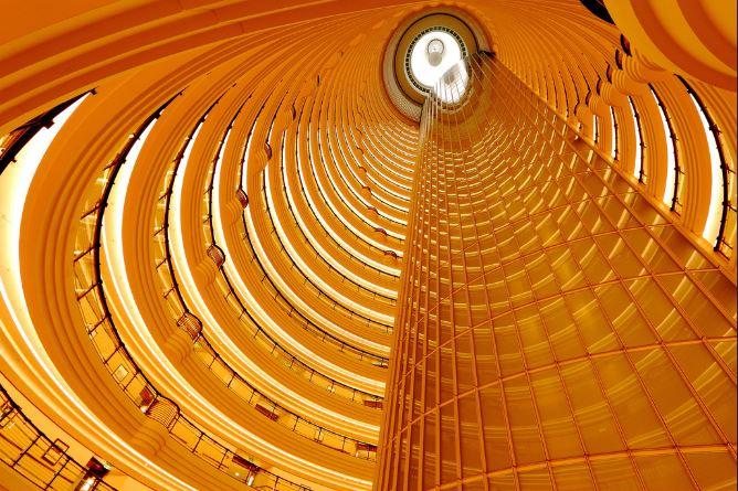 Grand Hyatt Shanghai |©Wenjie, Zhang/Flickr