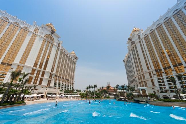 Grand Resort Deck Macau | courtesy of Galaxy Macau