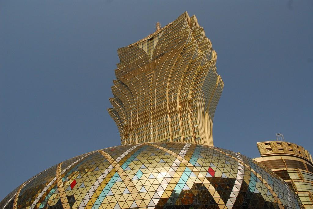 Grand Lisboa Macau | © Daniel Smith / Flickr