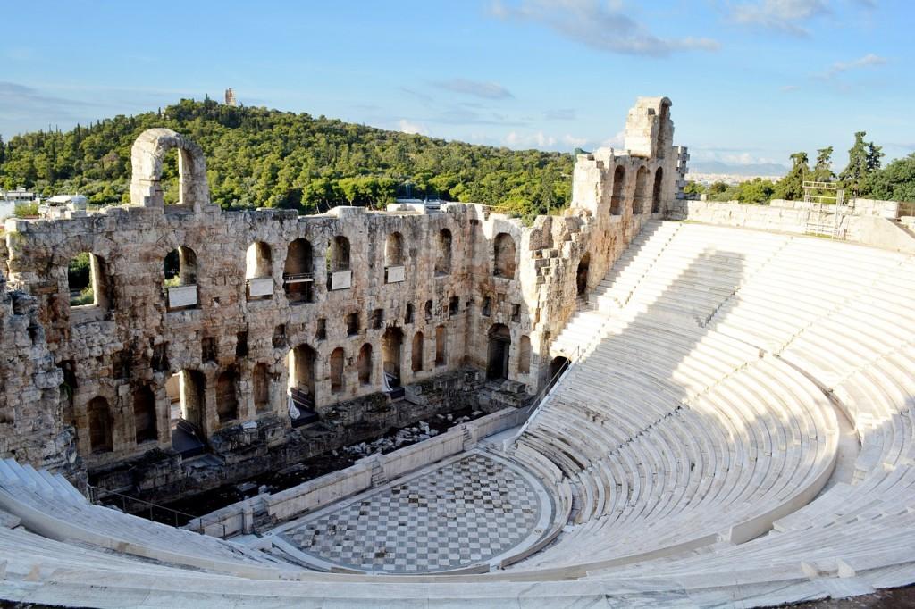 Odeon of Herodes Atticus | © PIxaBay