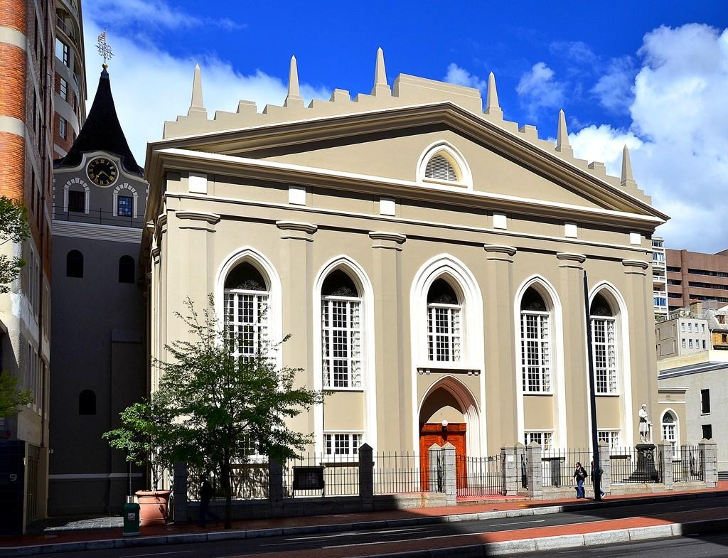 Groote Kerk, Adderley Street © Ossewa/WikiCommons