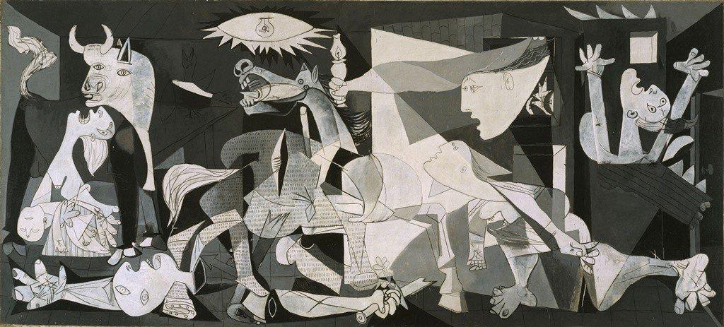 La Guernica, a Picasso masterpiece in Madrid |© Joaquin Cortes / Roman Lores for the Reina Sofia