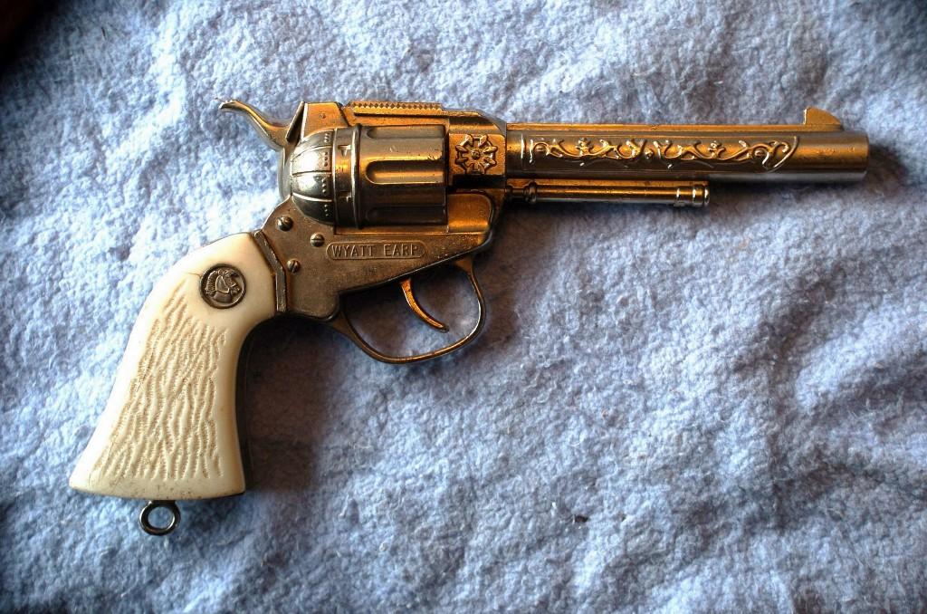 gun / (c) Paul Townsend / Flickr