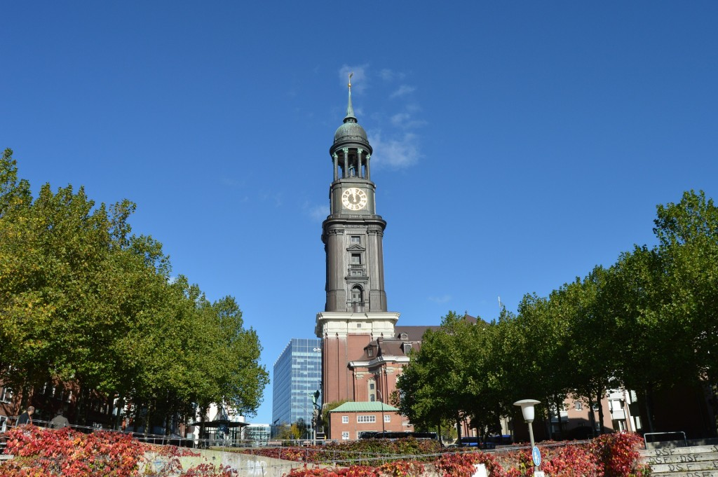 Michel Church Hamburg