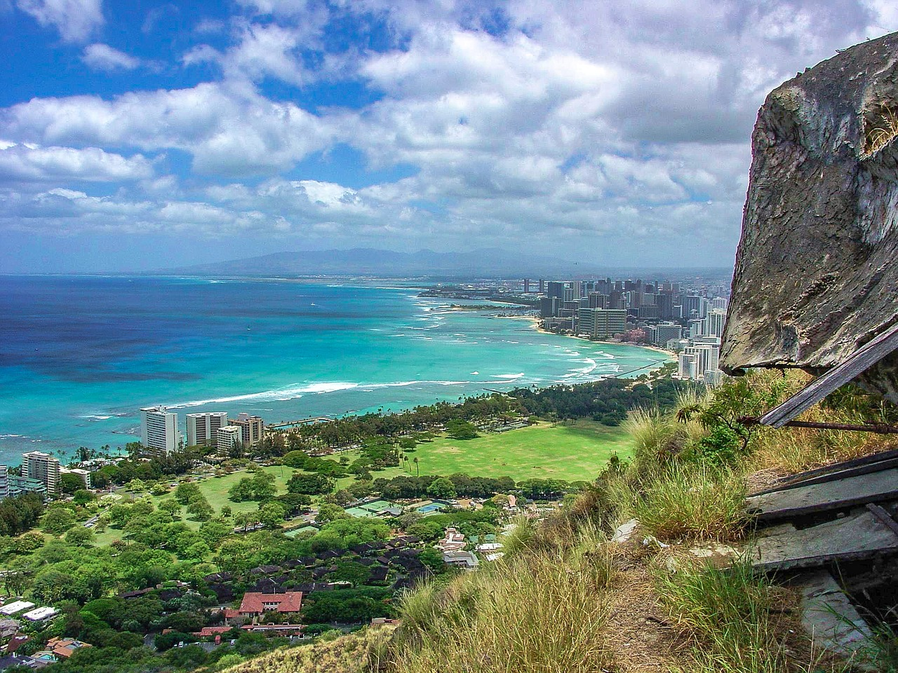 Diamond Head | Public Domain/Pixabay