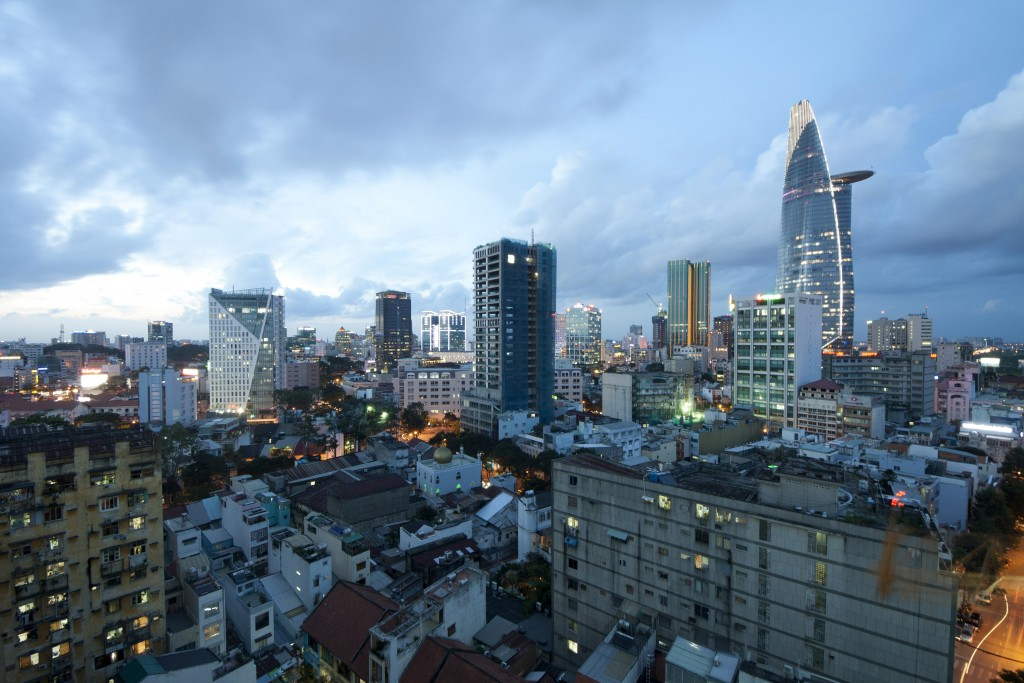 Ho Chi Minh City Skyline © Khuutuong / Good Free Photos
