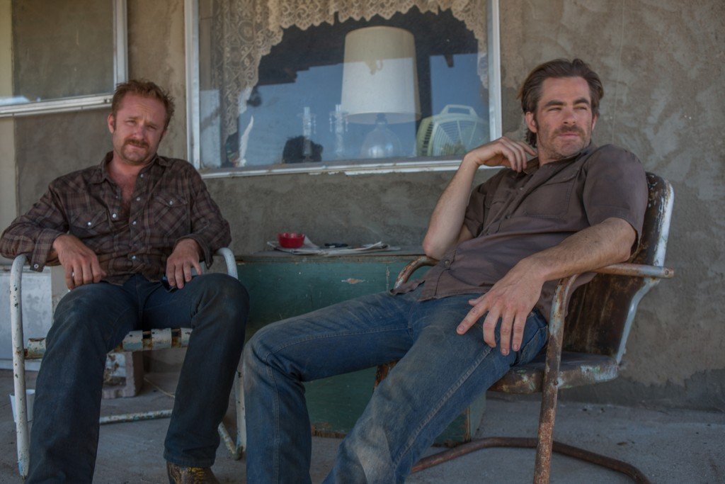 Ben Foster and Chris Pine in 'Hell or High Water' | © StudioCanal
