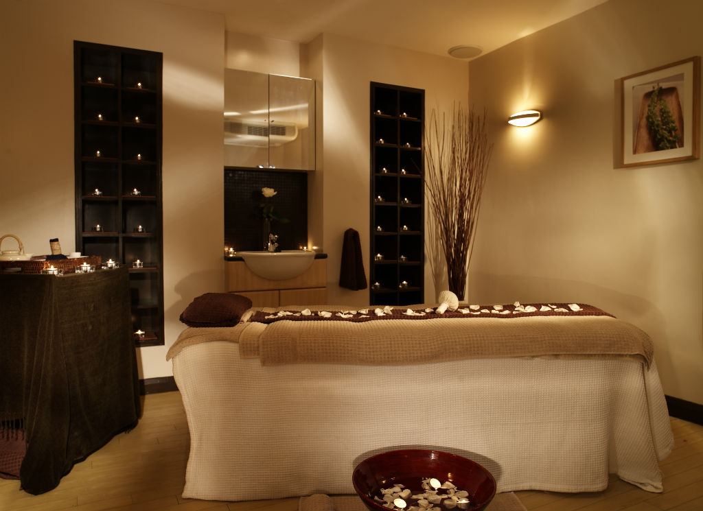 The Balmoral Treatment Room   Courtesy Of Rocco Forte Hotels