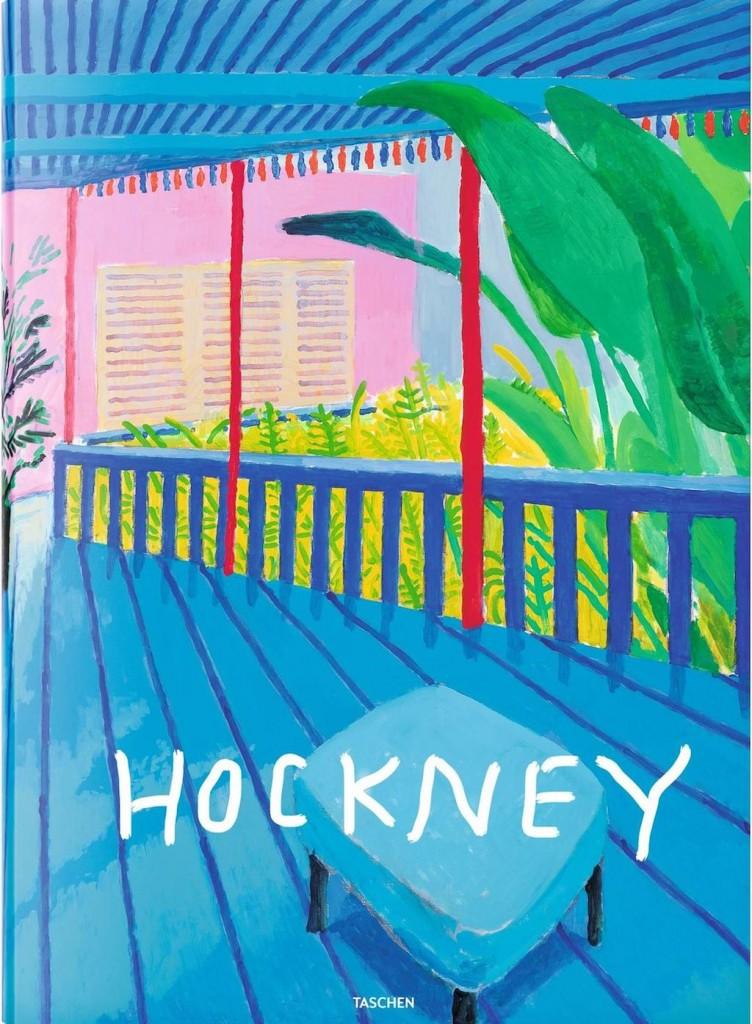 A Bigger Book by David Hockey   Courtesy of Taschen