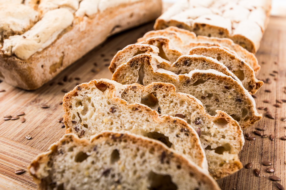 Homemade Gluten Free Bread © Katarzyna Wojtasik/Shutterstock