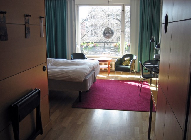 Room at Benny Andersson's Hotel Rival   ©Jon Parise/Flickr
