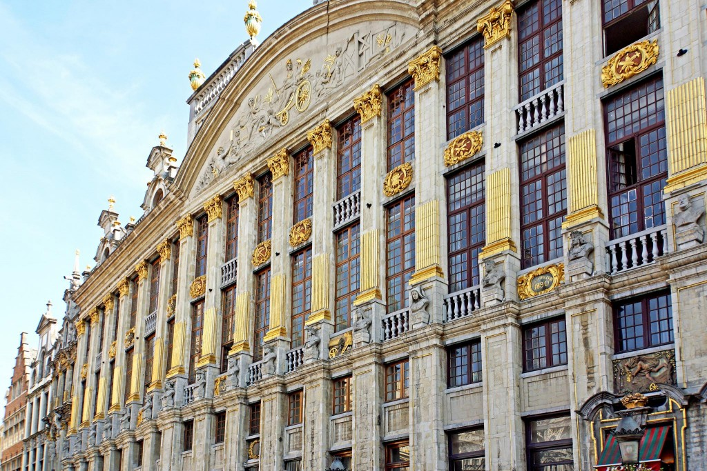 The façade of the House of the Dukes of Brabant   © Dennis Jarvis/Flickr