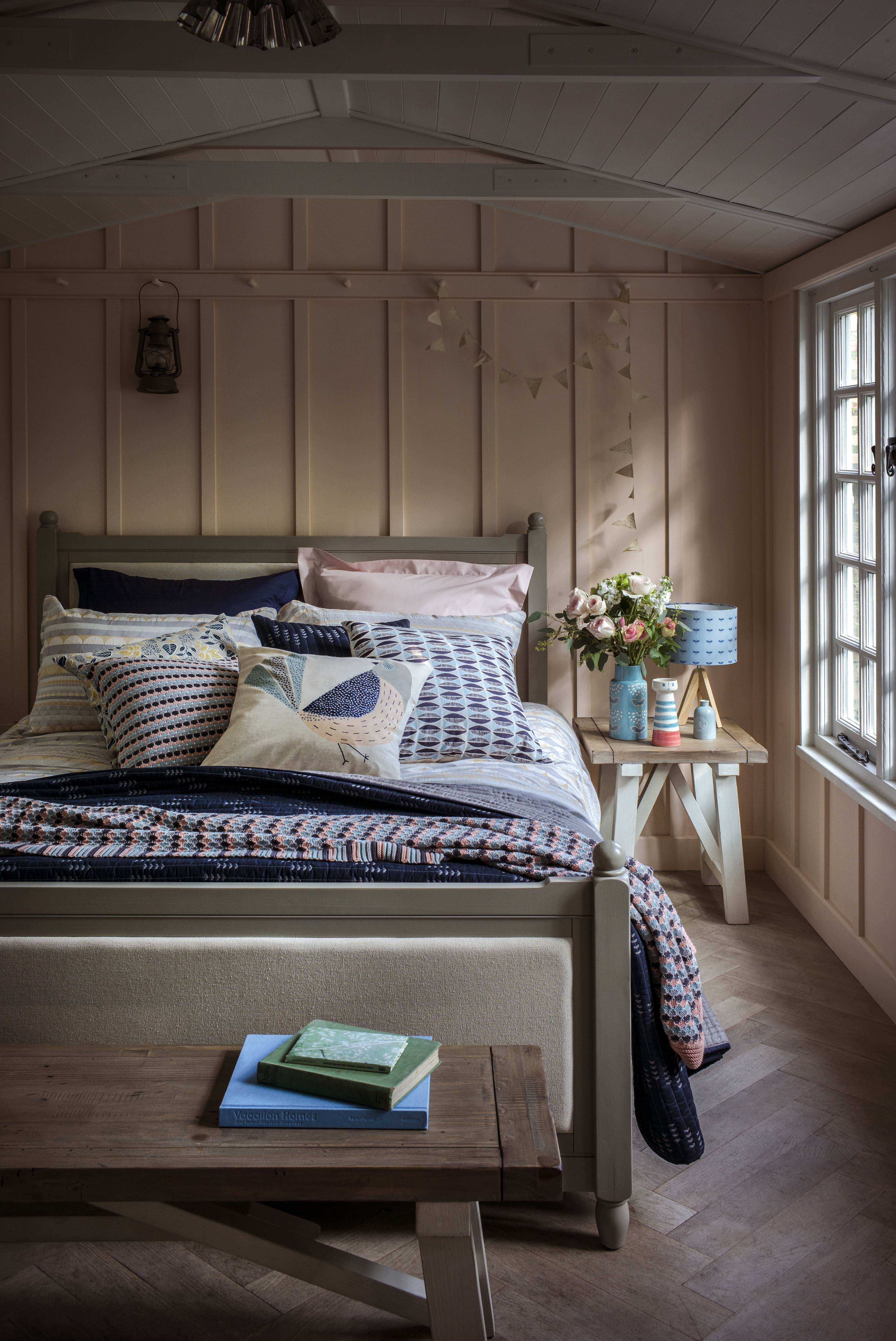 Cure Your January Blues With These Super Cosy Bedroom Ideas